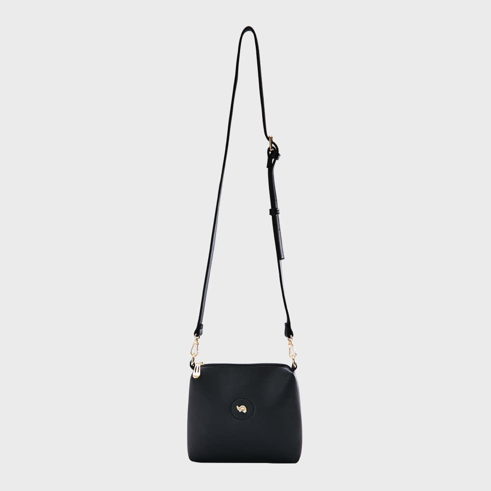 Ogram Mini Mia Crossbody Bag in Black