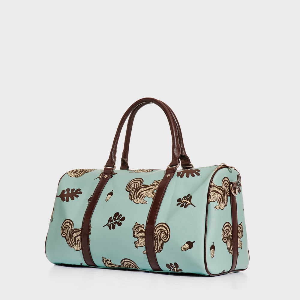 Ogram Squirrel Boston Bag
