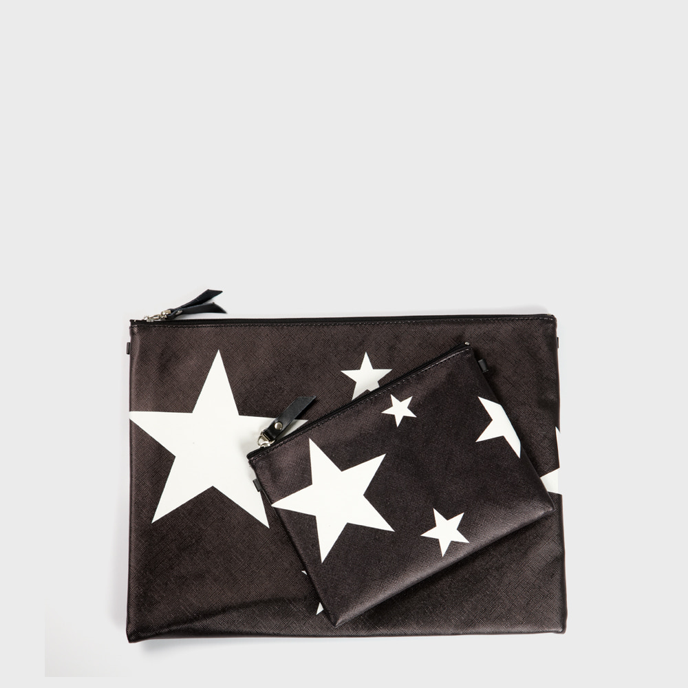 Ogram Starry Night Pouch in Medium or Big
